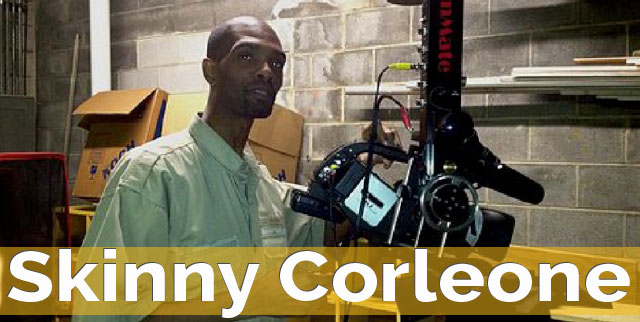 Skinny Corleone Talks Being An Agent & Writer / Director