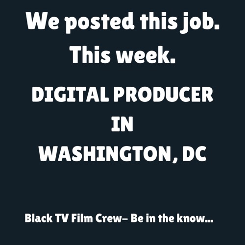 Digital Producer in Washington, DC
