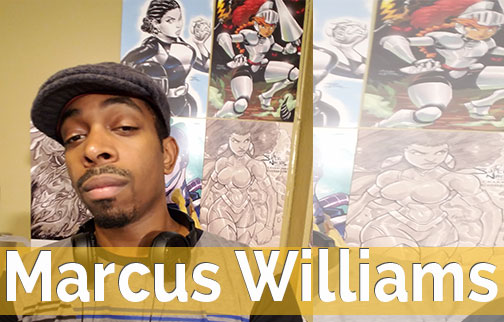 Marcus The Visual Talks The Super Natural Woman