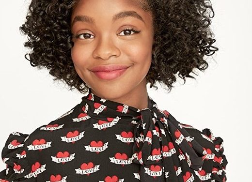 Marsai Martin's Studio Film Debut is coming