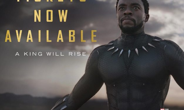 Get your Black Panther Tickets