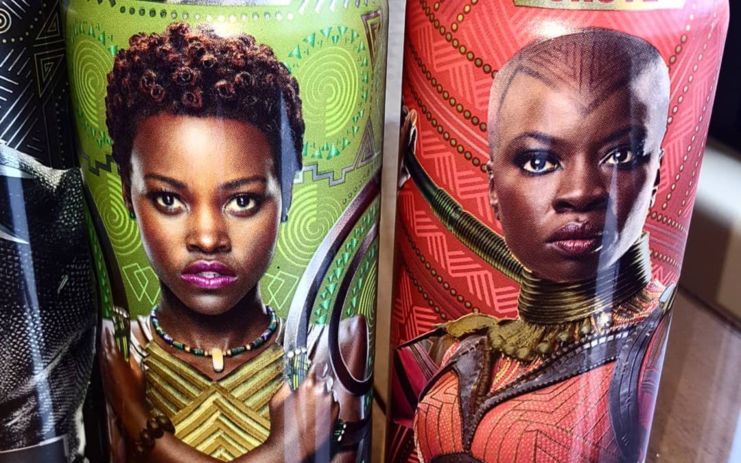 Black Panther Tea
