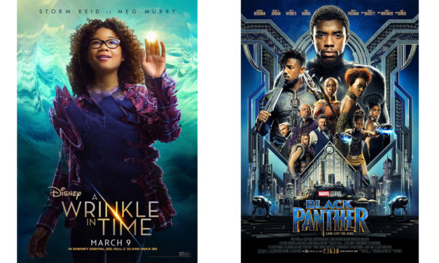 A Wrinkle In Time Is Not In Competition With Black Panther