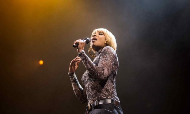 Mary J. Blige Did Her Own Stunts in Netflix's New 'Umbrella Academy'