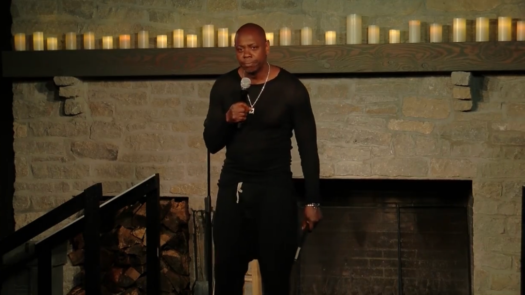 Watch: Dave Chappelle 8:46 Right Here!