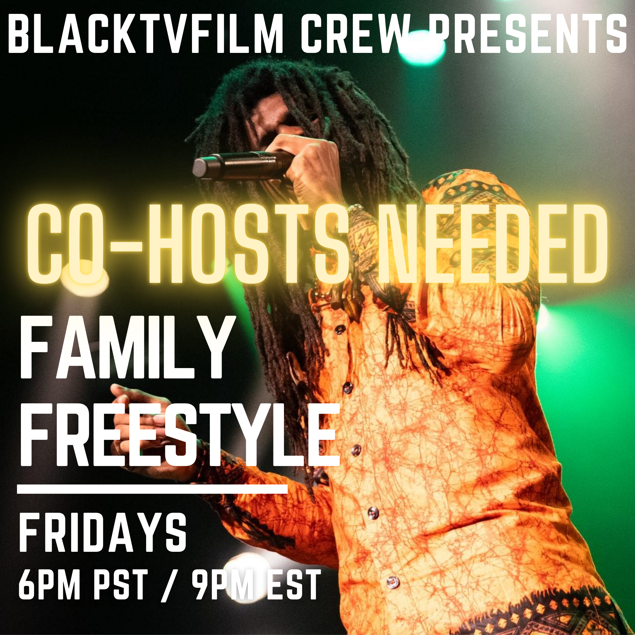 Family Freestyle Friday